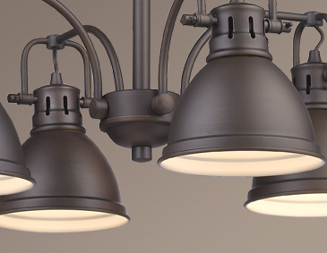 Duncan Lighting Collection 3602 3604 Rbz Series Rubbed